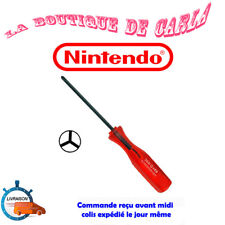 Tournevis Triwing Y - Nintendo Console Manette & Cartouche Game Boy DS Wii Pad