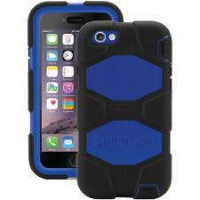 Étuis, housses et coques bleus Griffin pour téléphone mobile et assistant personnel (PDA) Apple