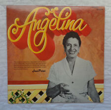 Louis Prima Angelina lp,SAM BUTERA AND THE WITNESSES,VERY RARE,NO HOLE MARKS,NM!