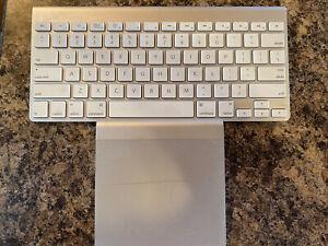 Apple Magic Keyboard And Trackpad- Silver