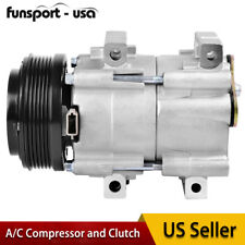 A/C Compressor Clutch CO 103090C For 01-07 Ford Taurus 01-05 Mercury Sable 3.0L