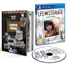 LIFE IS STRANGE - ÉDITION LIMITÉE (PS4) Français,Anglais,Italien,Portugais, NEUF