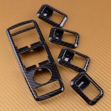 5pcs/Set Door Window Switch Cover For Mercedes Benz A B C E GLS G GLK GL Class