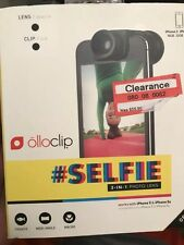 ++ BRAND NEW olloclip SELFIE 3 IN 1 PHOTO LENS iphone 5/5s  + FREE SHIPPING ++