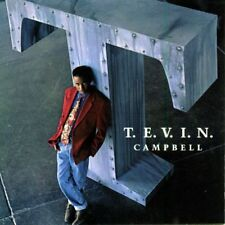T.E.V.I.N. by Tevin Campbell (CD, Nov-1991, Qwest)