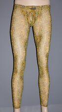 MANSTORE M 655  Bungee Leggings  hippie yellow    M L oder XL