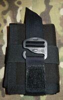 NEW CUSTOM Black SERE Pouch Case SP1 DEVGRU SEAL TAD Gear Triple Aught Design