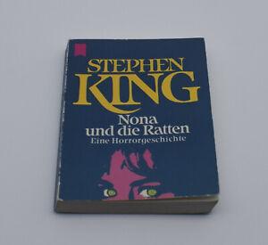 Stephen King - Nona und die Ratten - Heyne Mini Sammlerstück Deutsch   sehr gut