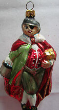 Christopher Radko Ornament Christmas Nobleman Made Poland Vintage
