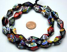 Strang antiguedad sentía Millefiori perlas trade Beads