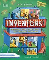 Inventors: Incredible stories of the world's most ingenious inventions by Winsto
