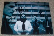 MUTEMATH SIGNED AUTOGRAPH 8x10 PHOTO B w/PROOF PAUL MEANY +3