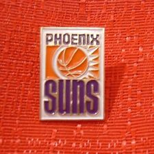 Phoenix Suns Team Logo Pin NBA
