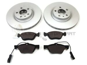 ALFA ROMEO 147 1.9 JTD 2.0 2001-2008 FRONT 2 BRAKE DISCS AND PADS SET NEW