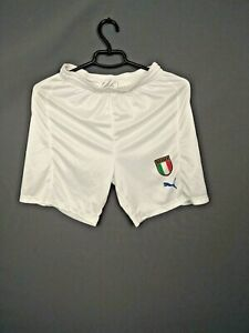 Italia Italy Shorts Size Kids Boys XL Training Football Soccer Sport Puma ig93