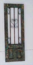 """DECORATIVE WOODEN DOOR WINDOW PANEL 43 1/2"""""""