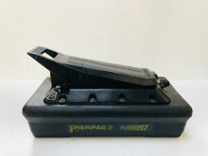 ENERPAC PATG1105N TURBO 2 AIR DRIVEN HYDRAULIC FOOT PUMP 700 BAR/10,000 PSI #2