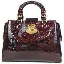 Authentic LOUIS VUITTON M93757 Monogram Vernis Melrose Avenue VI4111 Handbag...