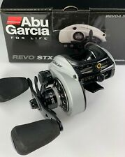 Abu Garcia Revo 4 STX Casting Reel 6.6:1 - Right Hand
