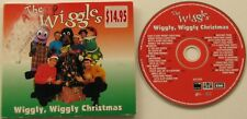 ABC FOR KIDS...THE WIGGLES...WIGGLY, WIGGLY CHRISTMAS...1996 AUSTRALIAN MUSIC CD