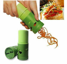 Vegetable Fruit Veggie Twister Cutter Slicer Processing Kitchen Tool practical