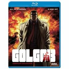 Golgo 13:Complete Collection (Blu-ray, 6 Discs) - NEW - Region A/North America