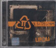 LIPALI - PI 2004 CD POLSKA POLAND POLEN POLONIA ILLUSION COMA ACID DRINKERS