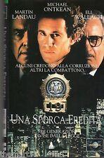 Una sporca eredità (1992) VHS CIC Video 1a Ed. - Martin Landau  Eli Wallach rara