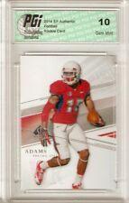 Davante Adams 2014 UD SP Authentic #79 Rookie Card PGI 10