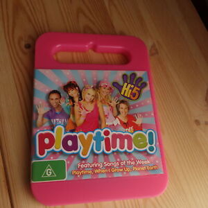 PLAYTIME Hi 5 DVD Region 4 PAL GENERAL Dancing Singing Fun Musical Entertainment
