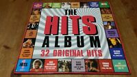 Various ‎– The Hits Album 2 × Vinyl LP Compilation 33rpm 1984 CBS ‎– HITS 1