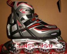 rollerblade inline skate astro passform alu rahmen herren größe 11 letzte abt bremse