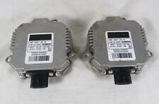 NISSAN LEAF LED BALLAST SET 13-17 OEM HEADLIGHT CONTROL MODULE COMPUTER UNIT