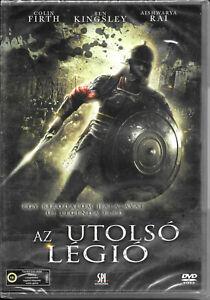 AZ UTOLSO LEGIO - DVD - Starring Colin Firth, Ben Kingsley & Aishwarya Rai - VGC