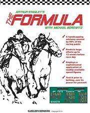 THE FORMULA Horse Racing System by Arthur Stanley