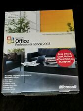 Microsoft Office Professional Edition 2003 New Box,in Bulgarian with Product Key