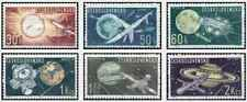 Timbres Cosmos Tchécoslovaquie 1268/73 ** lot 24352
