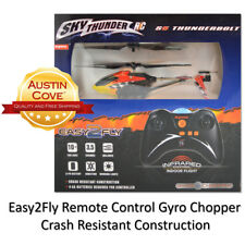 Sky Thunder Remote Control S5 Thunderbolt Gyro Copter - RC Helicopter - New
