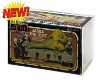 Star Wars - Jabba The Hutt Action Playset Display Case (case only)