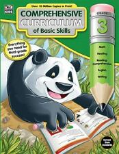 Comprehensive Curriculum of Basic Skills, Grade 3: By Thinking Kids Carson-De...