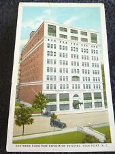 1927 Southern Furniture Exposition Building in High Point, NC North Carolina PC