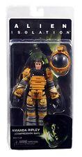 NECA, Alien Isolation Series 6, Amanda Ripley Compression suit Action Figure,