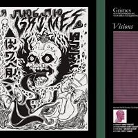 GRIMES - VISIONS  CD NEW!