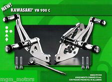 ESTRIBOS Avanzadas ADELANTE CONTROLS Kawasaki VN900 vn 900