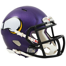 Minnesota Vikings Riddell NFL Mini Speed Football Helmet