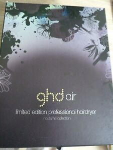 GHD Air hairdryer with nozzles and diffuser
