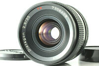 [Excellent+5 w/ caps] Contax Carl Zeiss Distagon T* 35mm F2.8 MMJ MF Lens Japan