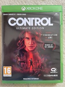 Control Ultimate Edition - Xbox One / Series X