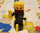 Minecraft Survival Mode Series 5 Spinning Blaze Figure 2016 Mattel