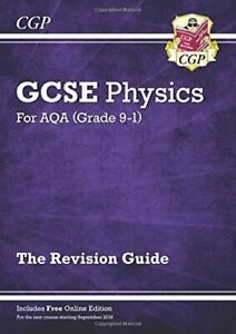 Grade 9-1 GCSE Physics: AQA Revision Guide with Online Edition -... by CGP Books